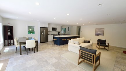 Wellfleet Cape Cod vacation rental - Open and bright main living space