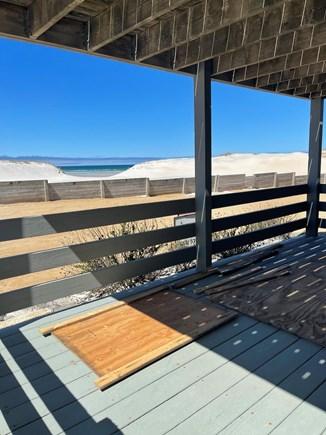 Dennis Cape Cod vacation rental - Outside Deck