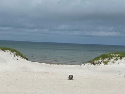 Dennis Cape Cod vacation rental - Beach is steps away