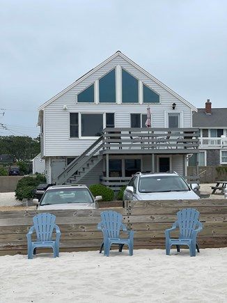 Dennis Cape Cod vacation rental - Located Directly on Mayflower Beach