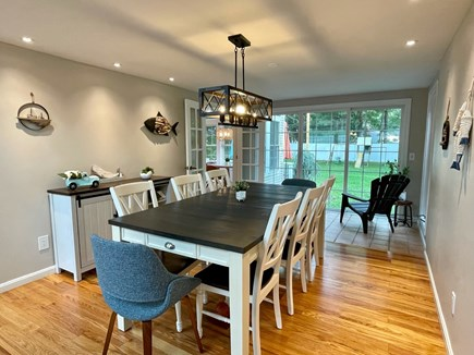 Barnstable, Centerville Cape Cod vacation rental - Dining Room