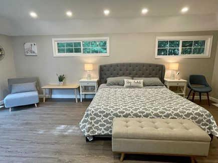 Barnstable, Centerville Cape Cod vacation rental - Master bedroom with a King size bed