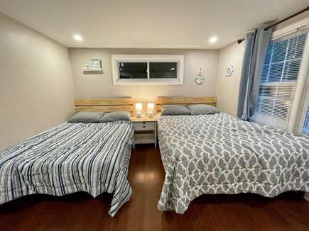 Barnstable, Centerville Cape Cod vacation rental - Guest bedroom with 2 beds: Queen and Full