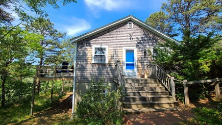 Wellfleet Cape Cod vacation rental - Home is at the end of a cul-de-sac