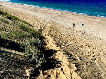 North Truro Cape Cod vacation rental - Longnook Beach, 2 miles