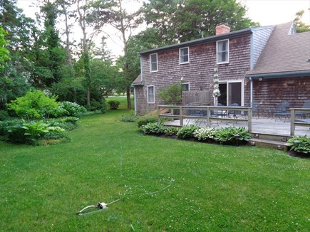 Eastham Cape Cod vacation rental - Back of Home