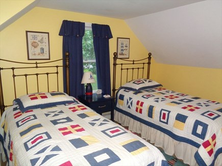 Eastham Cape Cod vacation rental - Bedroom - Twins