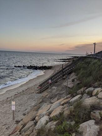 Dennisport Cape Cod vacation rental - Private beach