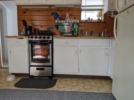 Dennisport Cape Cod vacation rental - Kitchen area