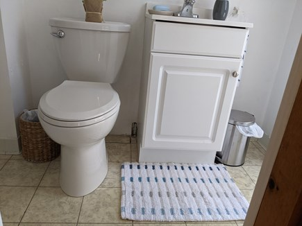 Dennisport Cape Cod vacation rental - Indoor bathroom including shower, there is also an outdoor shower