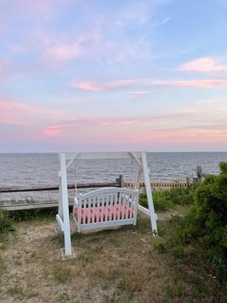 Dennisport Cape Cod vacation rental - Sit and swing