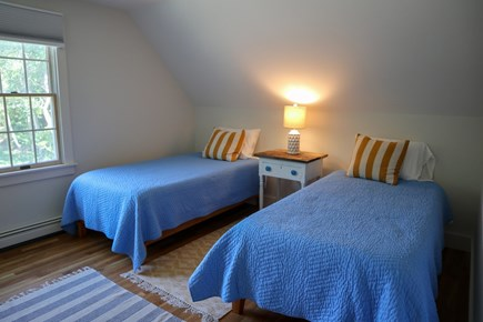 Orleans Cape Cod vacation rental - The other twin bedroom on the upper level