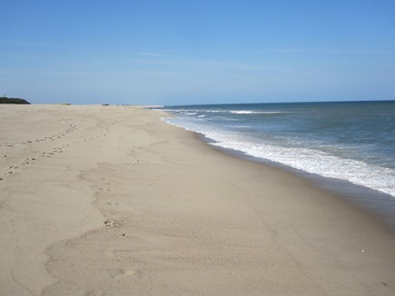 Orleans Cape Cod vacation rental - Famous Nauset Beach is just one mile away.