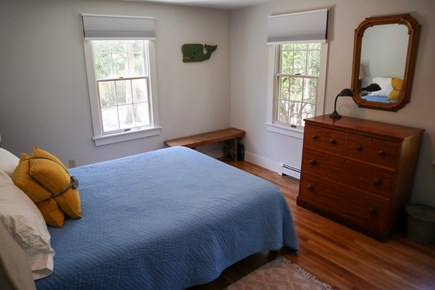Orleans Cape Cod vacation rental - Queen bedroom, main level.