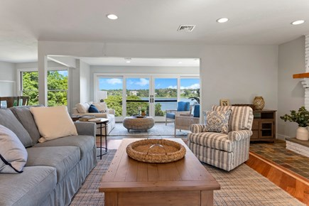 Eastham Cape Cod vacation rental - Several lounge comfort zones are yours to enjoy.