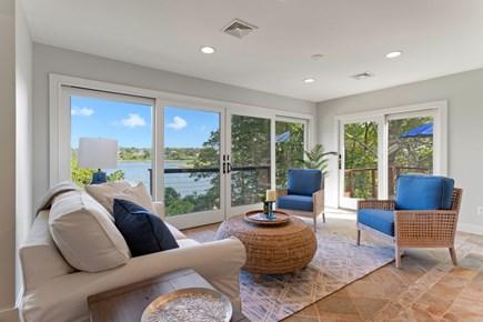 Eastham Cape Cod vacation rental - Cove room has splendid water views