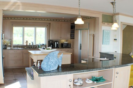 Sandwich Cape Cod vacation rental - Lots of work space here