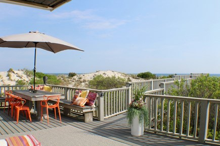 Sandwich Cape Cod vacation rental - Dining with a water view, to say the least!