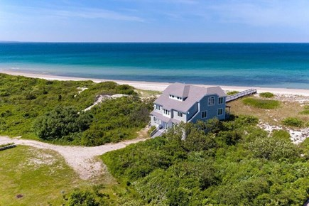 Sandwich Cape Cod vacation rental - Take about beach front!