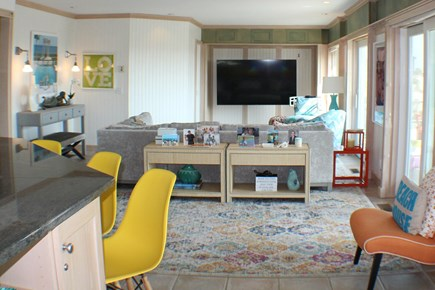 Sandwich Cape Cod vacation rental - Living space to spare