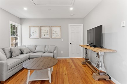 Dennis Cape Cod vacation rental - Guest house living room