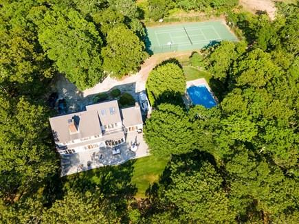 Brewster Cape Cod vacation rental - Massive estate on Long Pond