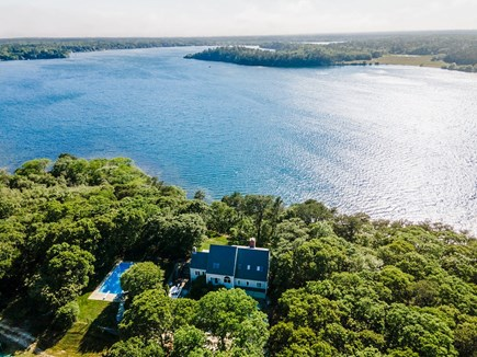 Brewster Cape Cod vacation rental - On beautiful Long Pond