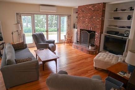 Brewster Cape Cod vacation rental - Plenty of interior common living space