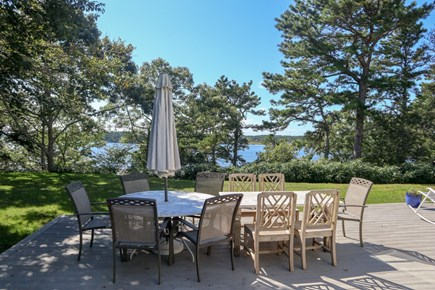 Brewster Cape Cod vacation rental - Outdoor dining