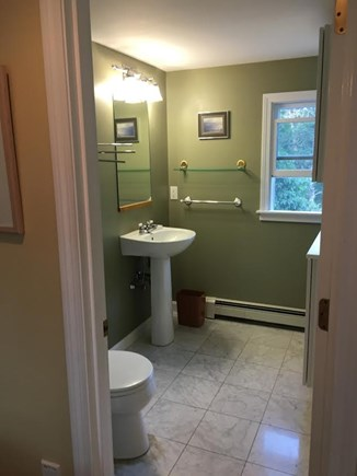 Wellfleet Cape Cod vacation rental - Full bath on second level with shower
