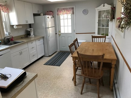 Yarmouth Cape Cod vacation rental - Bright eat-in kitchen with many features