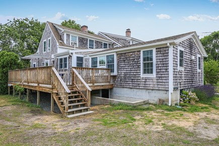 Harwich Cape Cod vacation rental - Exterior back