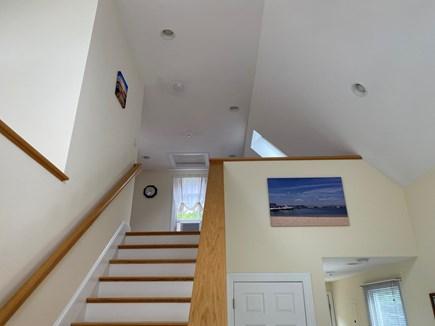 Mashpee Cape Cod vacation rental - Stairway to loft and bedroom