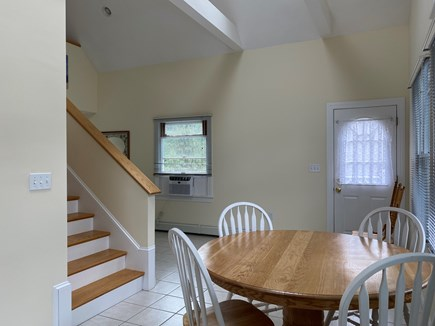 Mashpee Cape Cod vacation rental - Eat-in Kitchen, seating for 4