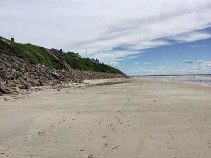 Dennis Village Cape Cod vacation rental - The beach at last!