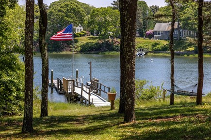 West Dennis Cape Cod vacation rental - Private Dock on Bass River!