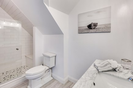 West Dennis Cape Cod vacation rental - Master Bathroom