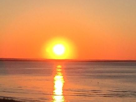 Dennis Cape Cod vacation rental - Best sunsets