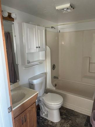 Dennis Cape Cod vacation rental - One full bath, 1/2 bath (not shown)