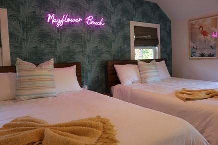 East Dennis Cape Cod vacation rental - West Bedroom with (2) Queens