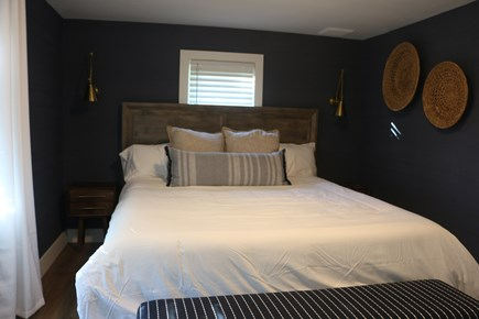 East Dennis Cape Cod vacation rental - East Bedroom with (1) Cal King