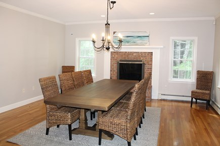 Yarmouth Port Cape Cod vacation rental - Spacious dining room