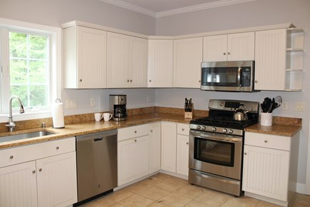 Yarmouth Port Cape Cod vacation rental - Updated kitchen
