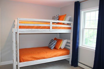 Yarmouth Port Cape Cod vacation rental - Third set of bunks