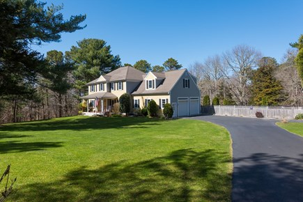 Yarmouth Port Cape Cod vacation rental - Curb view has strong appeal