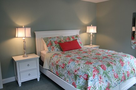 Yarmouth Port Cape Cod vacation rental - One of five bedrooms, this one is a queen on second level