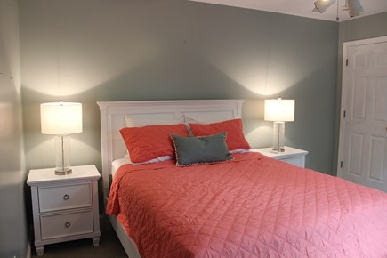 Yarmouth Port Cape Cod vacation rental - Another queen bedroom, second level