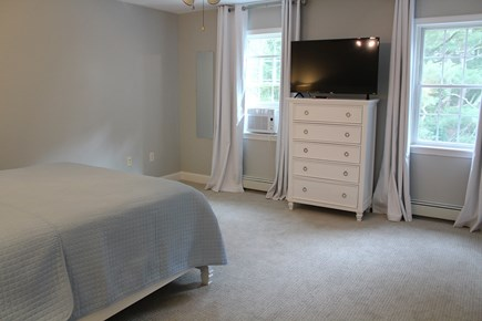 Yarmouth Port Cape Cod vacation rental - Queen bedroom with smart TV