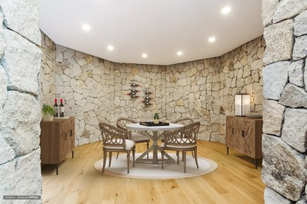 Chatham, Crows Pond and Pleasant Bay Cape Cod vacation rental - Stone Wine Cellar