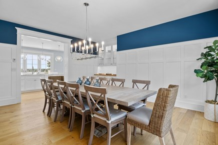 Chatham, Crows Pond and Pleasant Bay Cape Cod vacation rental - Dining Room with Butlers Pantry